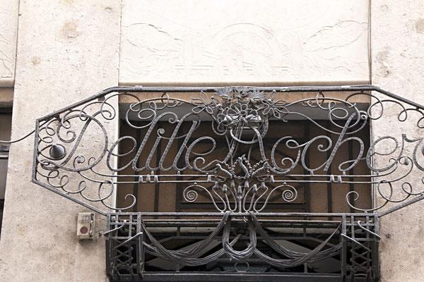 7 rue des Capucins (Delille-Rocher) Lyon 1er