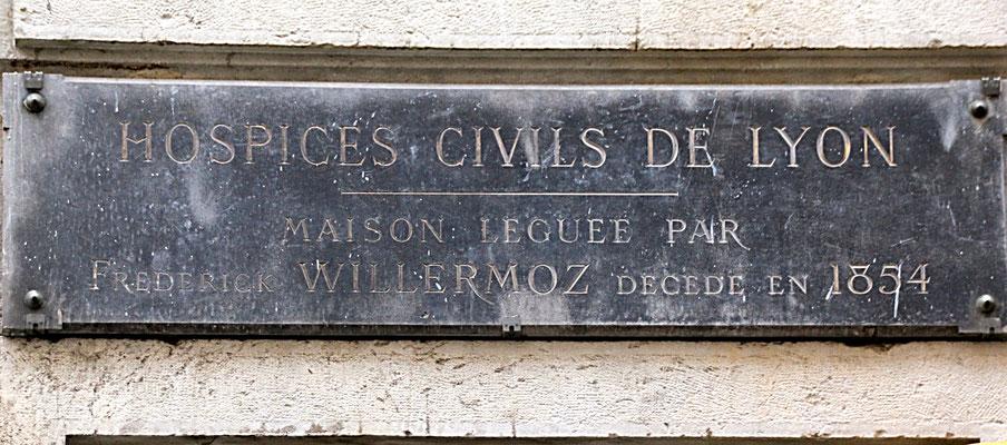19 rue des Capucins Lyon 1er