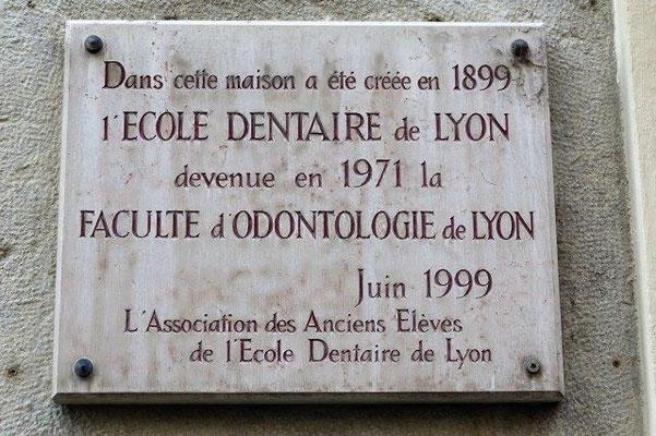 32 rue Vaubecour Lyon 2ème