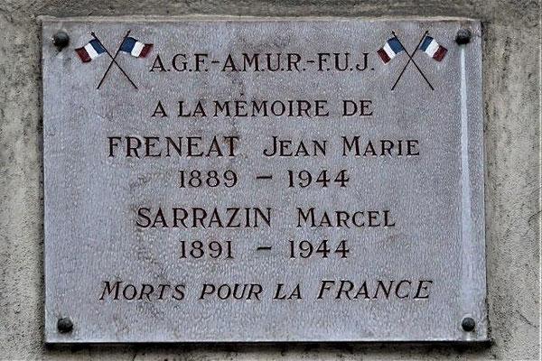 32 rue Burdeau Lyon 1er