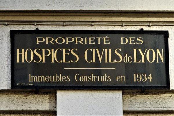 37 rue d'Arménie Lyon 3ème