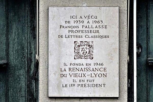 1 quai Fulchiron Lyon 5ème