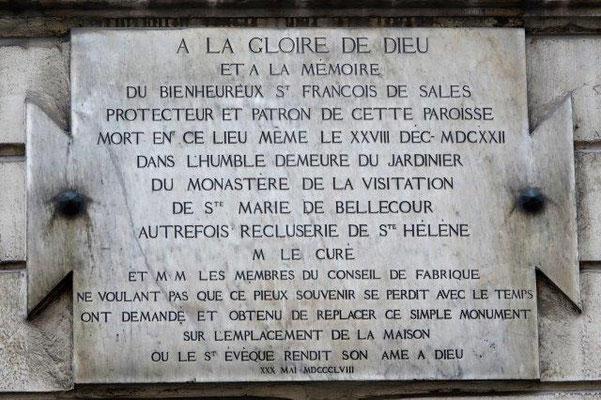 9 rue Sainte Hélène Lyon 2ème