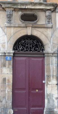 8 rue de la Bombarde (5e)