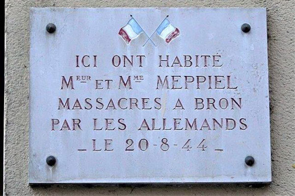 26 rue Lieutenant Prévot Lyon 6ème