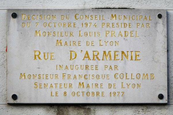 40 rue d'Arménie Lyon 3ème