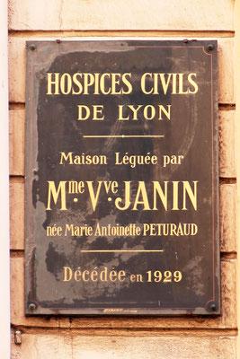 19 rue Bugeaud Lyon 6ème