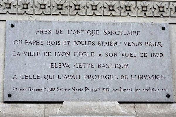 Notre Dame de Fourvière Lyon 5ème