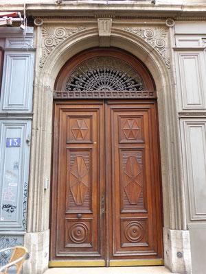 13 rue Vaubecourt (2e)