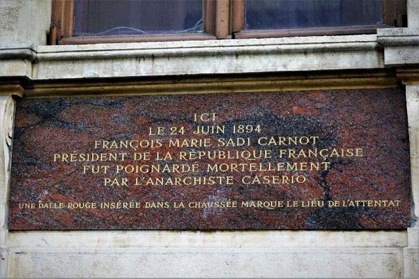 18 rue de la République Lyon 2ème