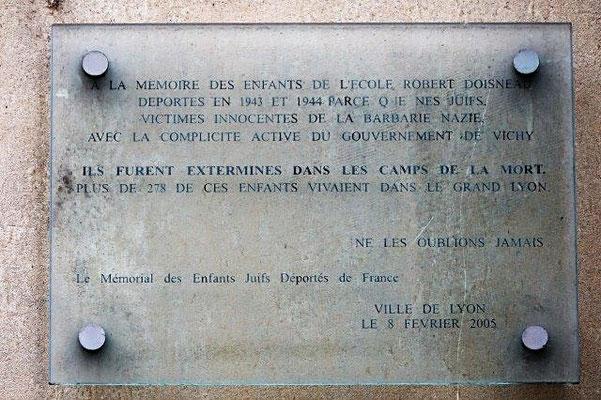 1 rue Sergent Blandan Lyon 1er