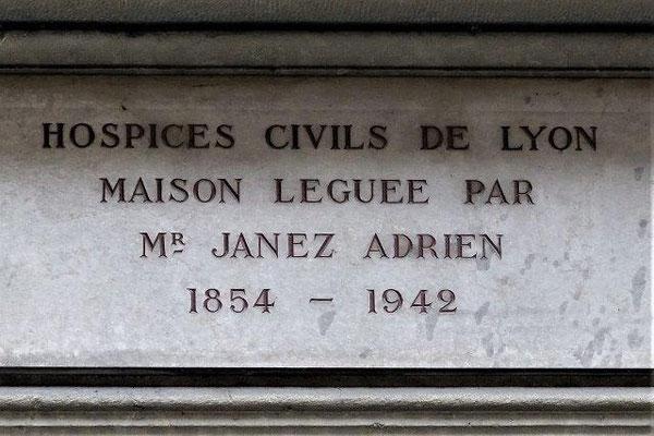 43 rue de la Charité Lyon 2ème