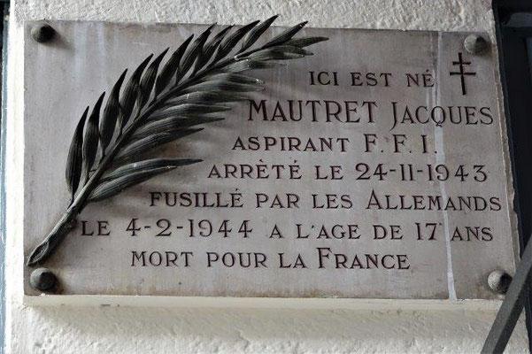 14 rue d'Enghien Lyon 2ème