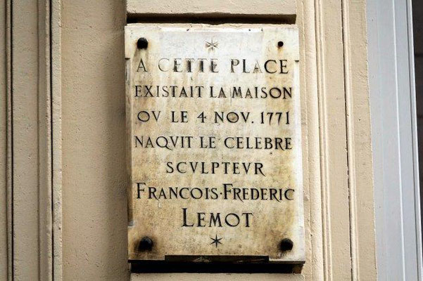 2 rue Jacques Stella Lyon 2ème
