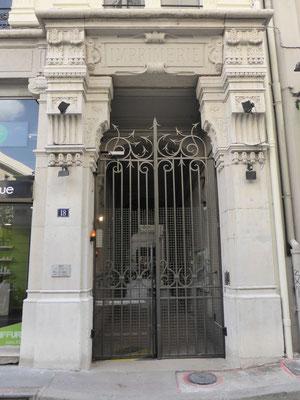 18 rue François-Dauphin