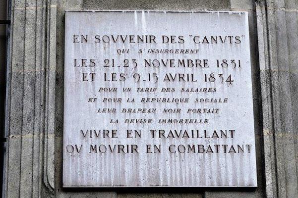 133 boulevard de la Croix Rousse Lyon 4ème