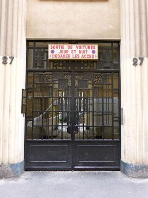 16 rue Victor Hugo/27 rue Sala