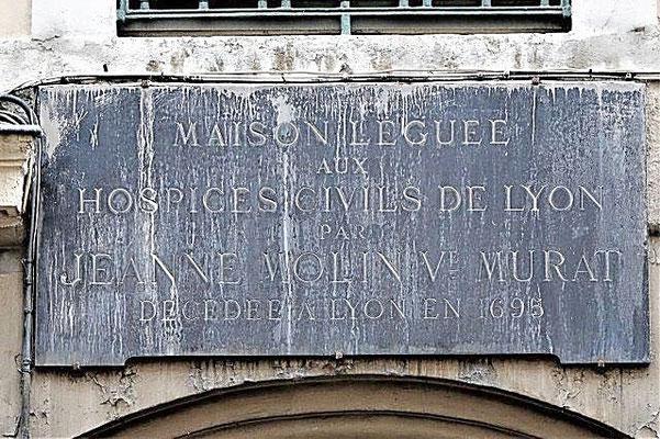 14 rue Ferrandière Lyon 2ème