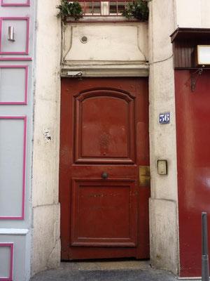 36 rue de l'Arbre Sec (1er)