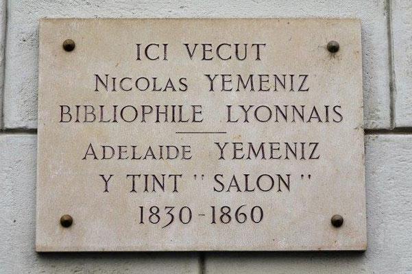 30 rue Sainte Hélène Lyon 2ème