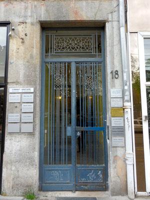 18 rue Servient