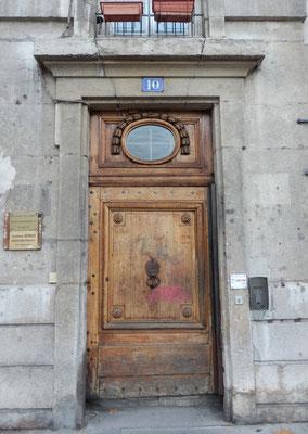 10 quai Lassagne (1er)