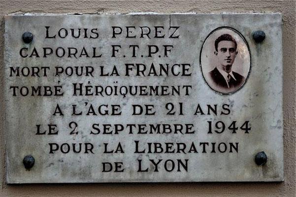 51 rue Chevreul Lyon 7ème