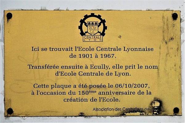 18 rue Chevreul Lyon 7ème
