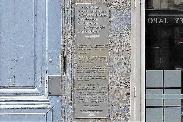 7 rue des Marronniers Lyon 2ème