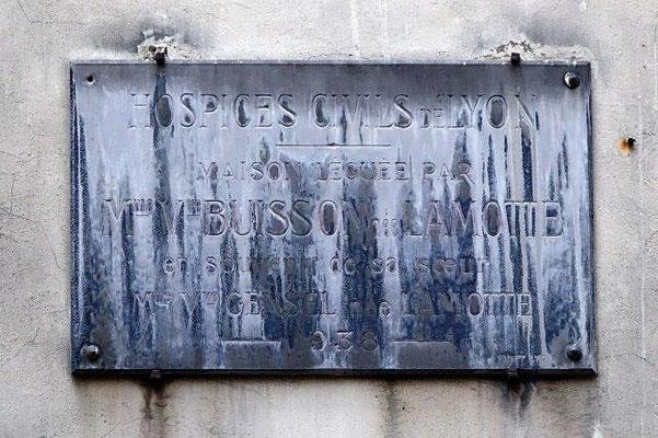 22 rue Saint Jean Lyon 5ème