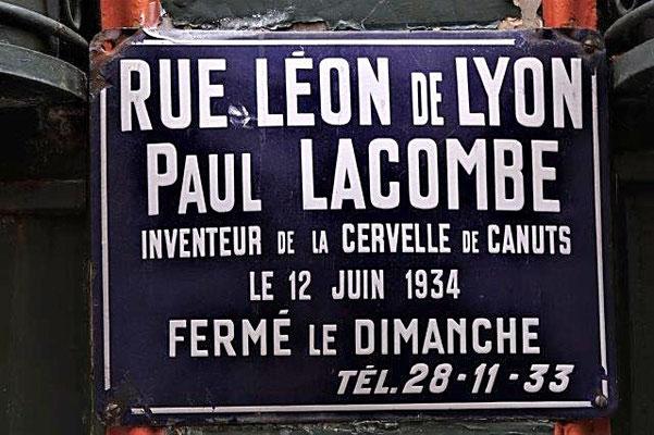 1 rue Pléney Lyon 1er