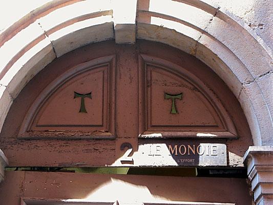 2 rue de la Monnaie Lyon 2ème