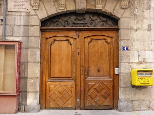 4 rue Vaubecour (2e)