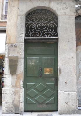 54 rue Saint Jean (5e)