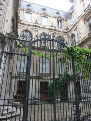8 rue Godefroy - Hôtel Payen