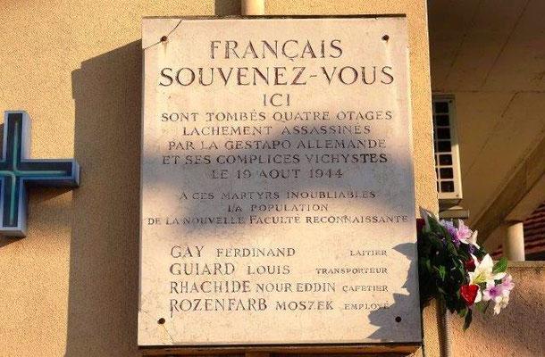 43 boulevard Ambroise Paré Lyon 8ème