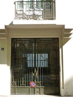 15 avenue Félix Faure