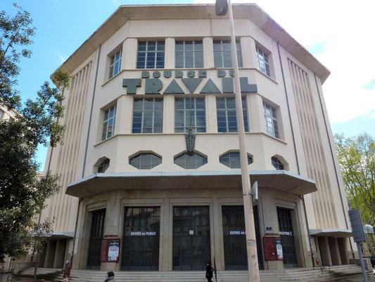 Place Guichard - Bourse du Travail (Ch. Piguet)