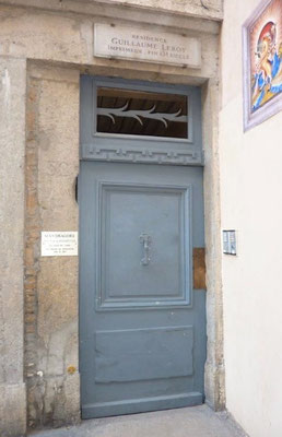 15 rue Saint Jean (5e)