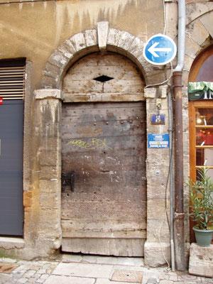 8 rue Gadagne (5e)