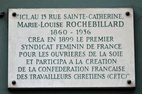 13 rue Sainte Catherine Lyon 1er