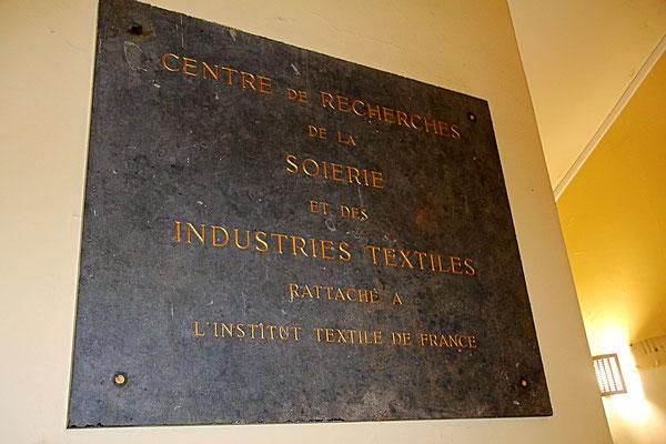 7 rue Saint-Polycarpe (intérieur Condition des Soies) Lyon 1er
