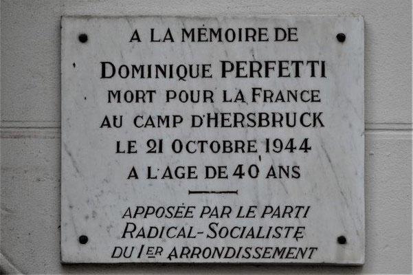 3 rue Carquillat Lyon 1er