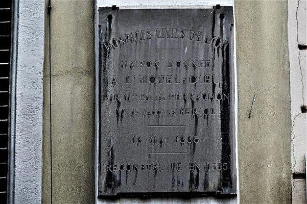 118 rue du Bât d'Argent Lyon 1er