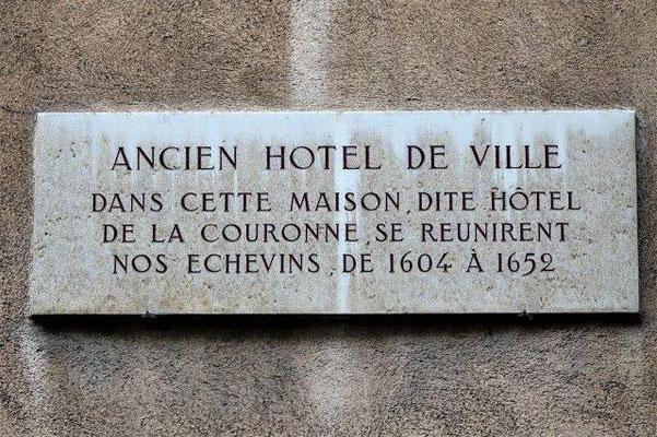 13 rue de la Poulaillerie Lyon 2ème