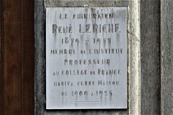 12 quai Claude Bernard Lyon 7ème