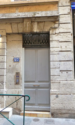 27 rue Lanterne (1er)