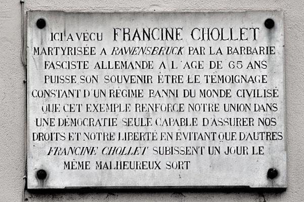118 montée de Choulans Lyon 5ème