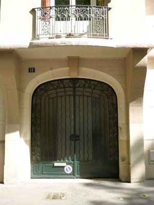 11 avenue Félix Faure