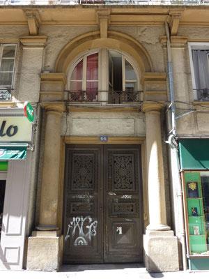 66 rue Auguste Comte